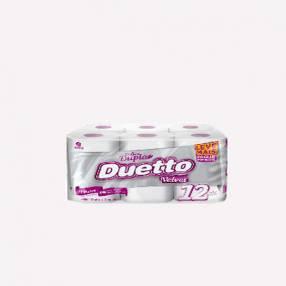 Papel Duetto Neutro 6x12 L+P Velvet