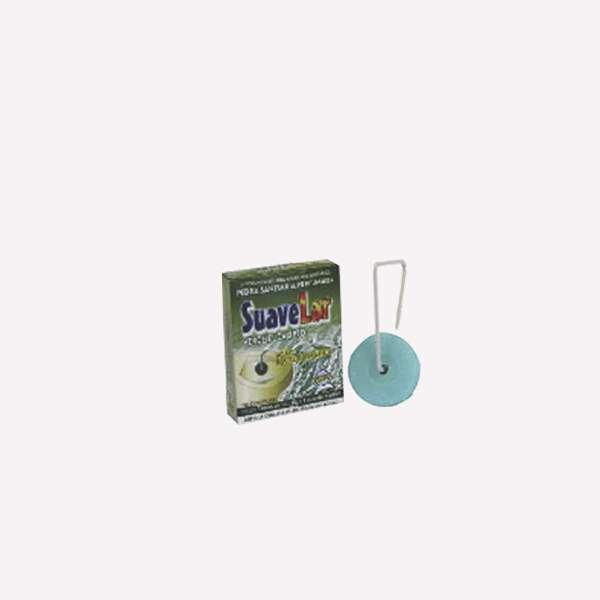 Desodorante Suavelar Eucalipto - 0
