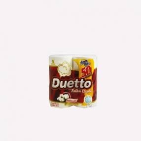 Papel Higienico Duetto Doble Hoja 50 Metros Perfumado