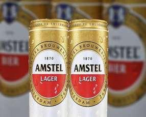 Cerveza Amstel lata 250cc x 6