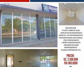 Salon Comercial en Luque