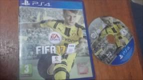 CD - Juego FIFA-17 p/ PS4
