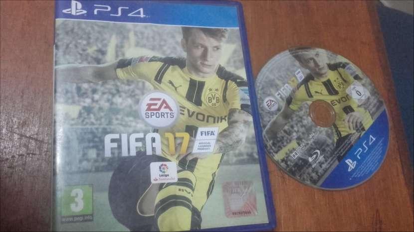 CD - Juego FIFA-17 p/ PS4 - 0
