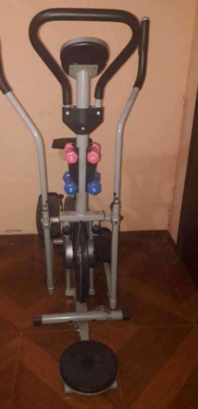 Bicicleta elíptica - 0