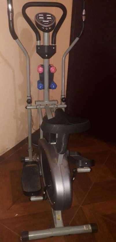 Bicicleta elíptica - 1