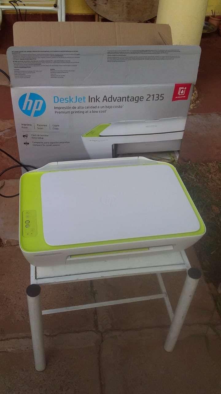 Impresora HP 2135 - 0