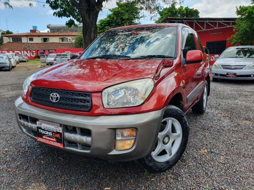 Toyota Rav 4 2002, Motor 1.8cc VVTI, Caja Automatica, Aire Condicionado, - 1