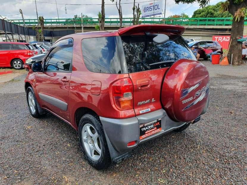 Toyota Rav 4 2002, Motor 1.8cc VVTI, Caja Automatica, Aire Condicionado, - 3