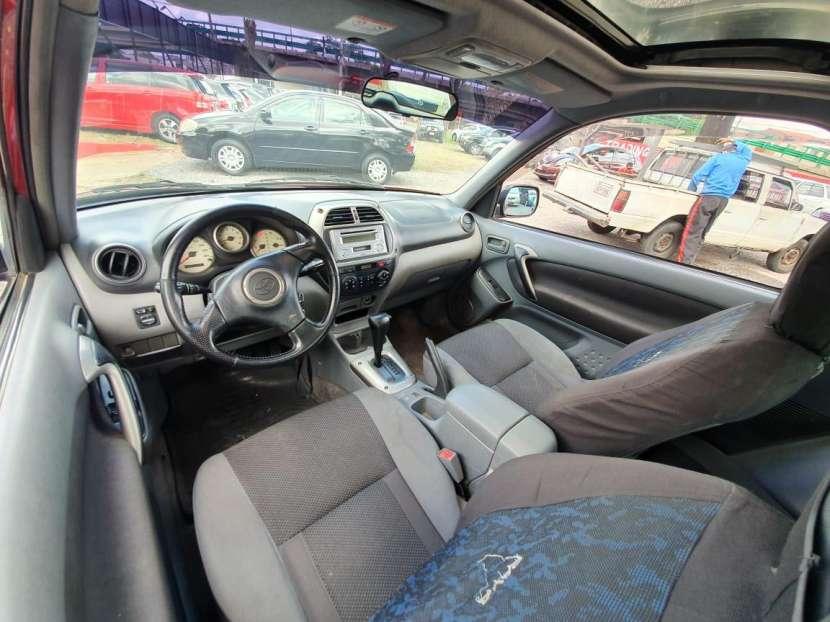 Toyota Rav 4 2002, Motor 1.8cc VVTI, Caja Automatica, Aire Condicionado, - 5