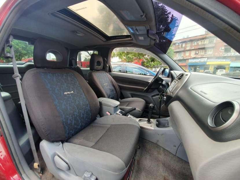 Toyota Rav 4 2002, Motor 1.8cc VVTI, Caja Automatica, Aire Condicionado, - 6