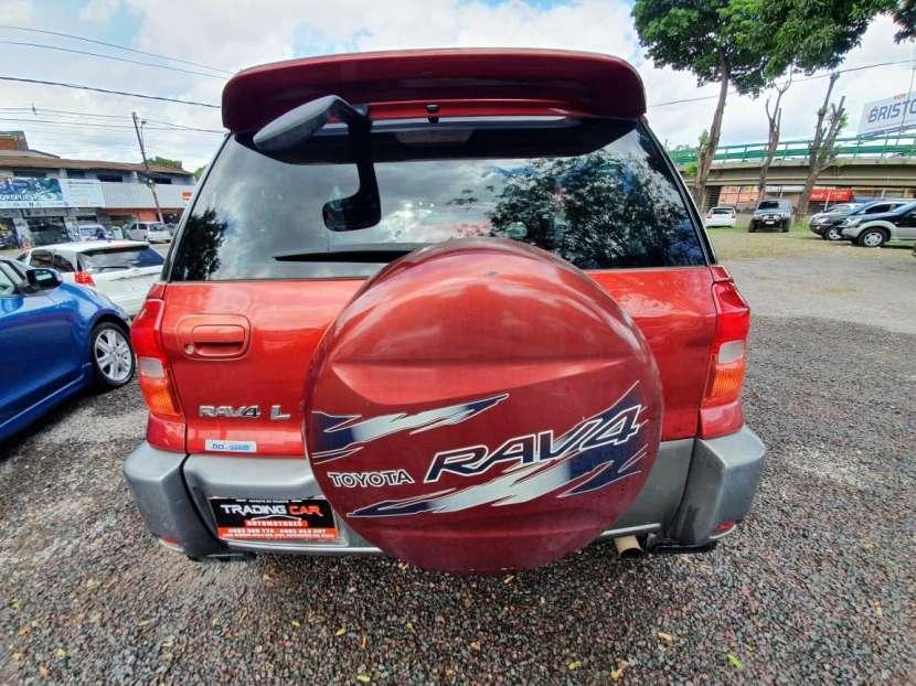 Toyota Rav 4 2002, Motor 1.8cc VVTI, Caja Automatica, Aire Condicionado, - 7