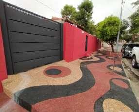 Casa en Asuncion, zona canal 9. Y5424.Casa en asuncion, zona canal 9. Y5424.
