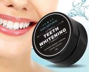 Blanqueador dental 100% organico
