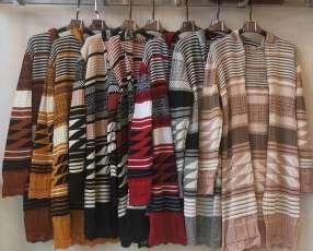 Cardigan tricot adaptable hasta G
