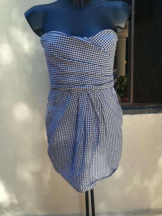Vestido Gris - 0