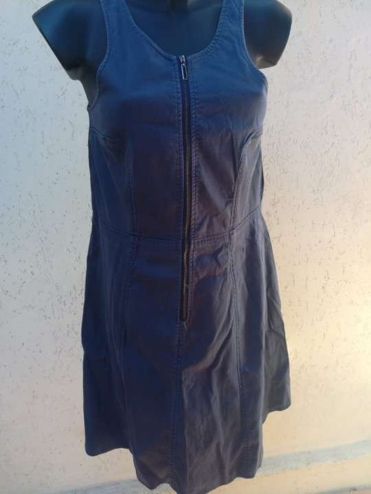 Vestido Azul - 0