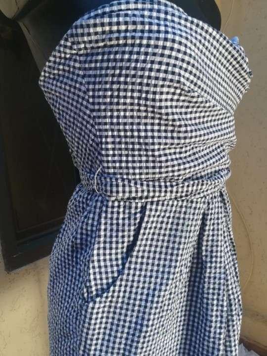 Vestido Gris - 1