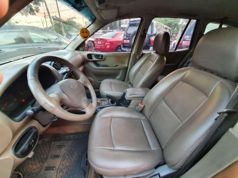Hyundai santa fe 2002 motor 2.0 diesel caja mecanica - 6