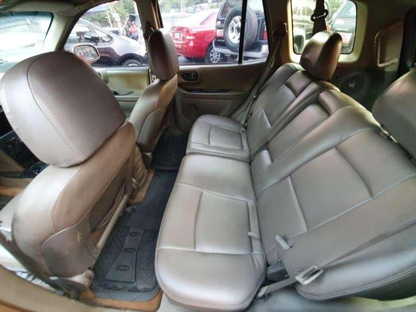 Hyundai santa fe 2002 motor 2.0 diesel caja mecanica - 7