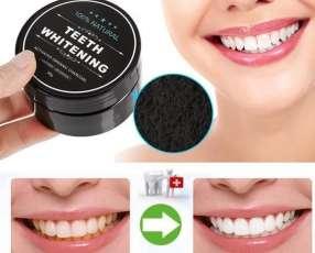 Blanqueador dental 100% natural