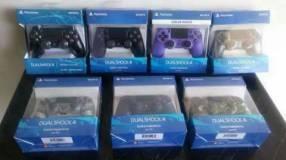 Control de PS4 negro