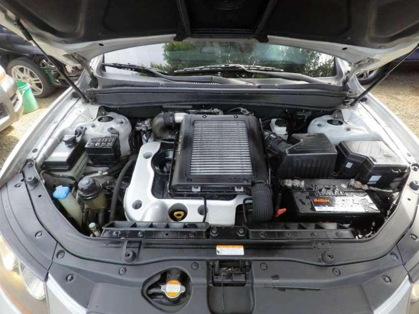 Hyundai santa fe 2.006 2.2 vgt tdi aut. - 8