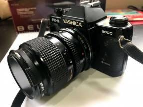 Cámara fotográfica de coleccion Yashica FX-3 Super 2000