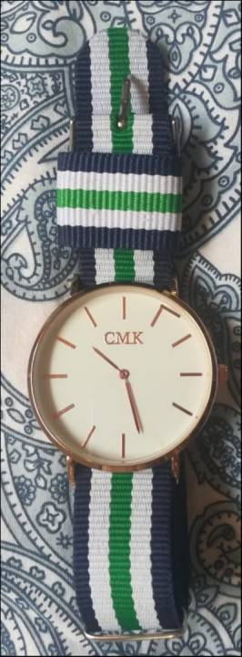 Reloj pulsera 112