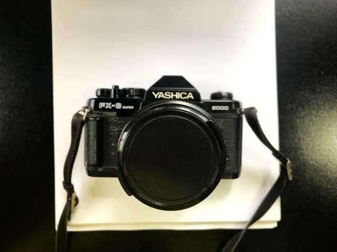 Cámara fotográfica de coleccion Yashica FX-3 Super 2000 - 4
