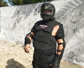 Equipo para entrenamiento de defensa personal