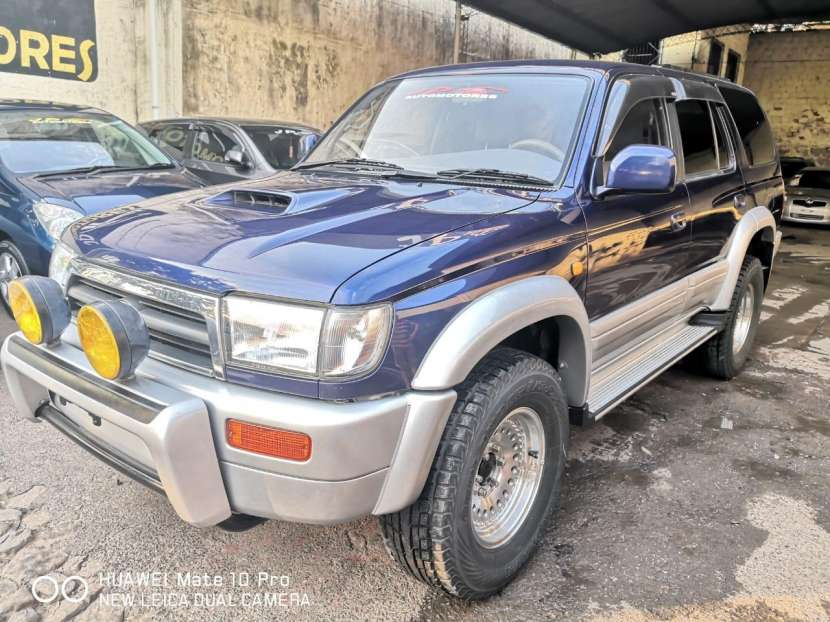 Toyota hilux surf 1998 full equipo - 0