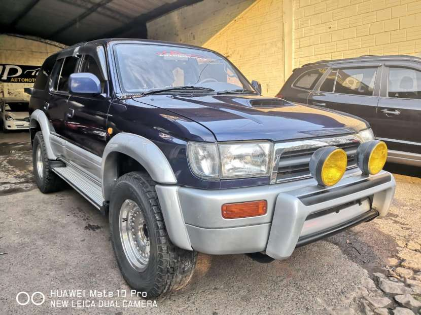 Toyota hilux surf 1998 full equipo - 1
