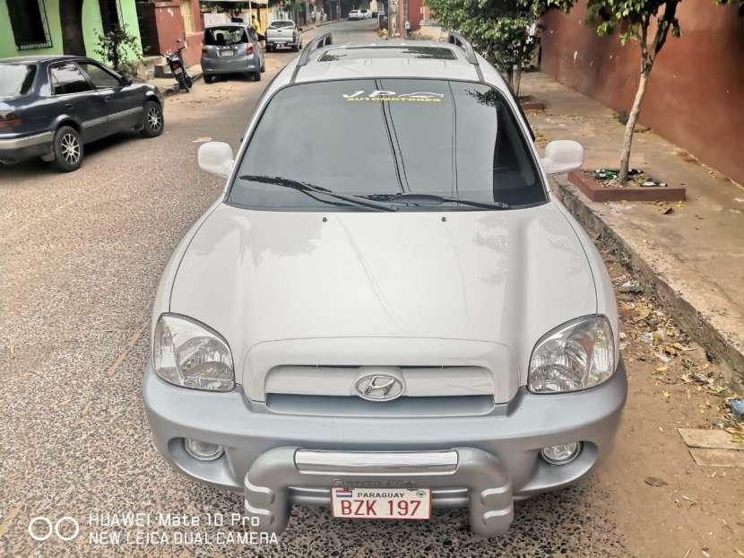 Hyundai santa fe 2005 full equipo - 1