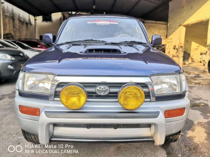 Toyota hilux surf 1998 full equipo - 2