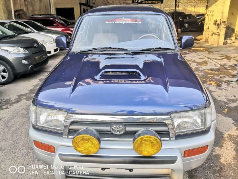 Toyota hilux surf 1998 full equipo - 3