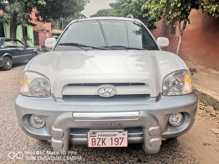 Hyundai santa fe 2005 full equipo - 3