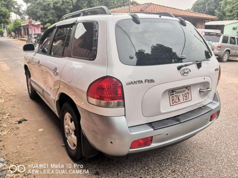 Hyundai santa fe 2005 full equipo - 4
