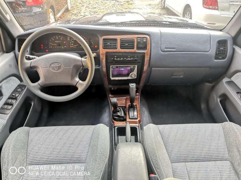 Toyota hilux surf 1998 full equipo - 5