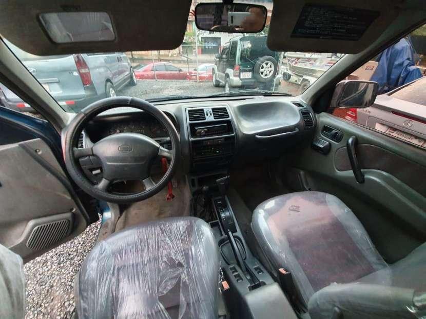 Nissan mistral 1997 motor td27 diesel comun- bajo consumo - 6