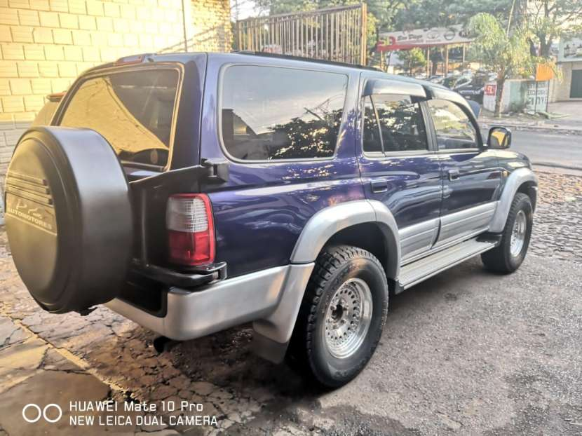Toyota hilux surf 1998 full equipo - 6