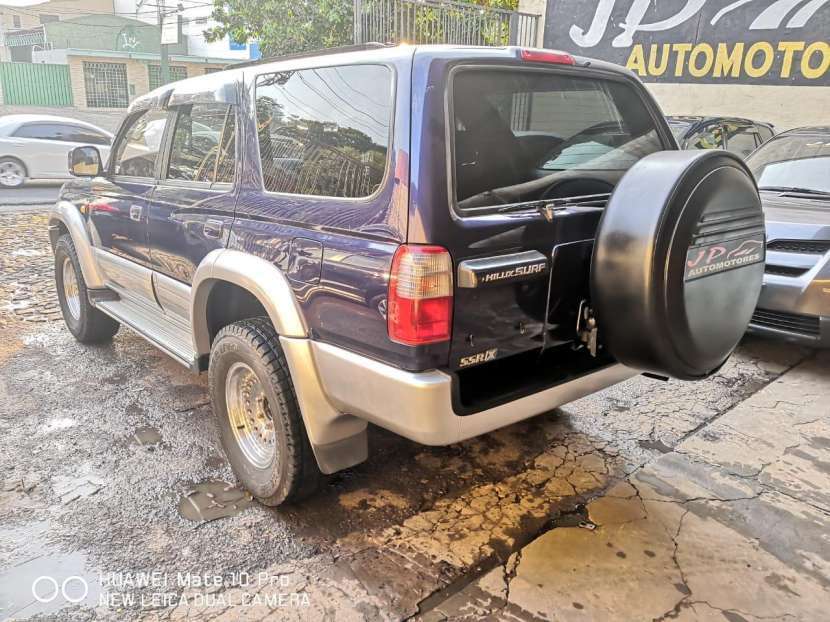 Toyota hilux surf 1998 full equipo - 8