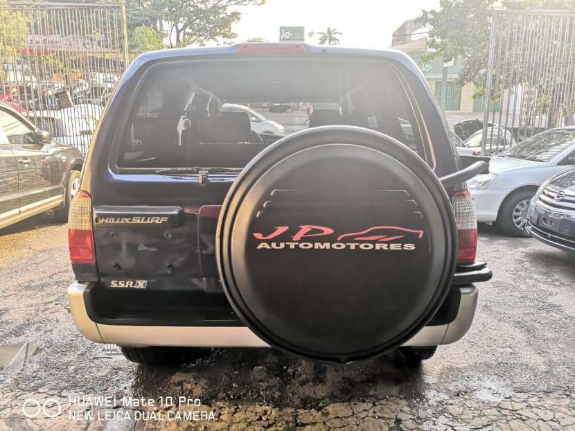 Toyota hilux surf 1998 full equipo - 9