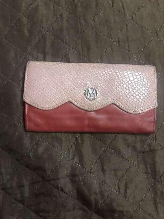 Carteras y billetera de cuero - 1