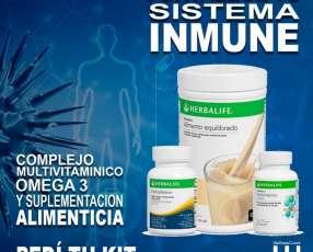 Multivitaminas para el sistema inmune
