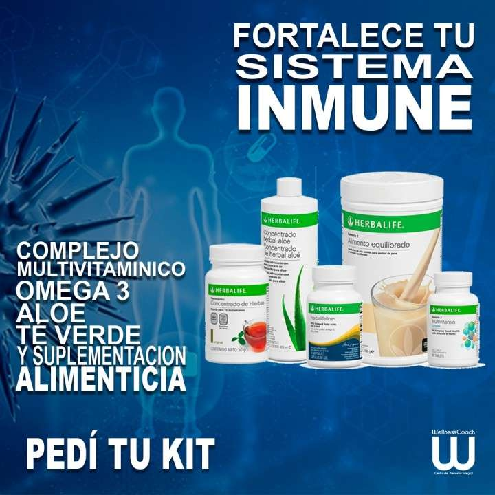 Multivitaminas para el sistema inmune - 2