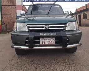 Toyota Prado 1998 diésel automático 4x4