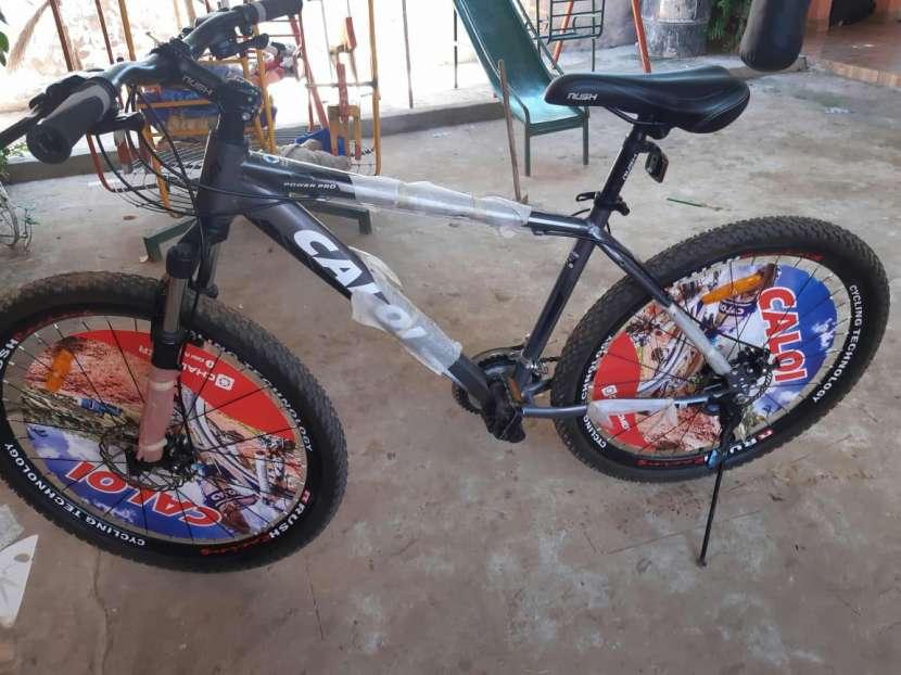 Bicicleta power pro caloi aro 27.5 - 0