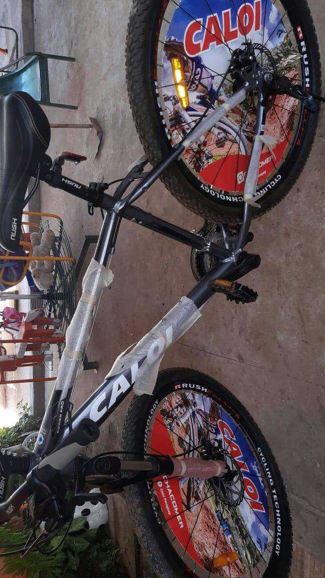 Bicicleta power pro caloi aro 27.5 - 4