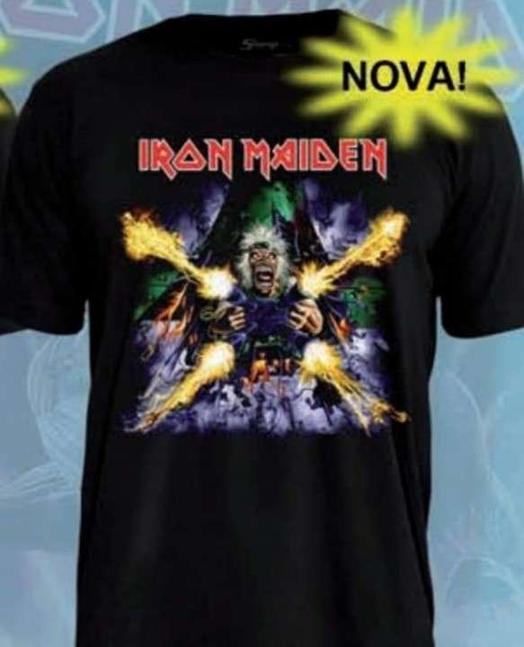 Remeras de Rock y Metal de Iron Maiden - 8