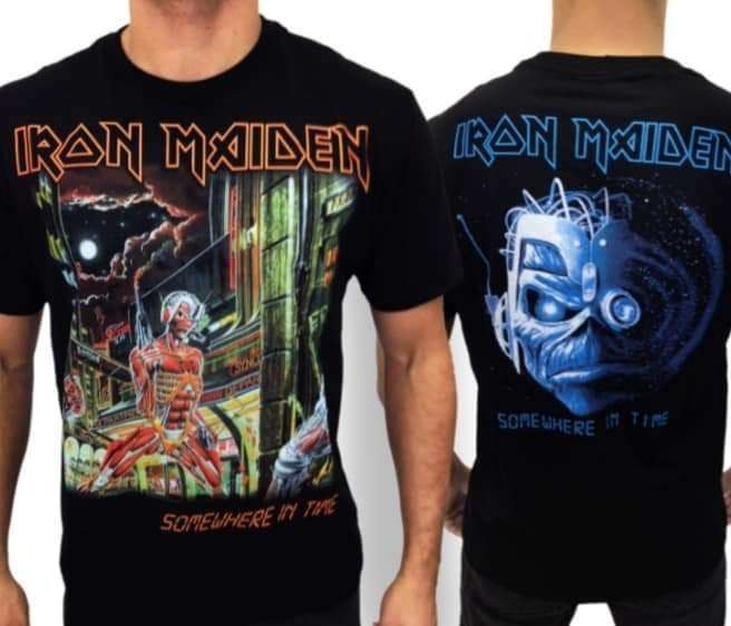 Remeras de Rock y Metal de Iron Maiden - 5